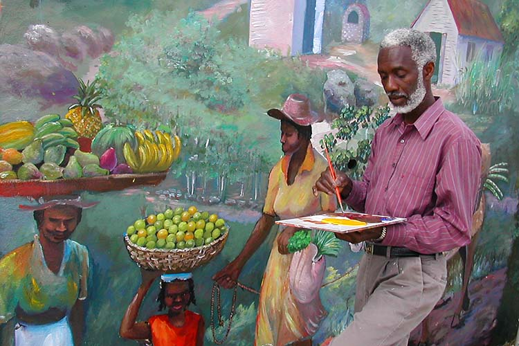 Virgin Islands Painter