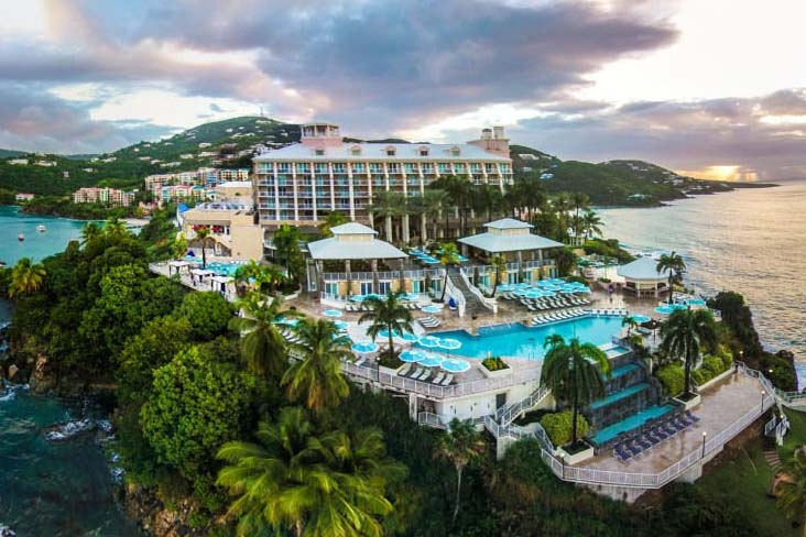 Frenchmans Reef Morning Star Marriott Beach Resort