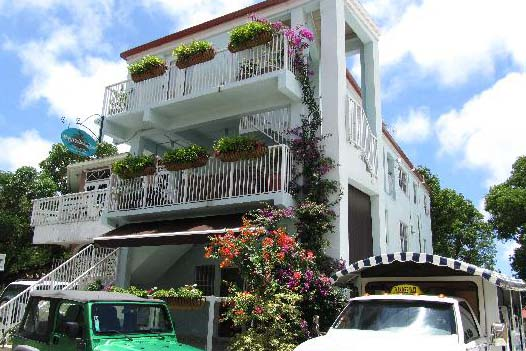Hotel Cruz Bay