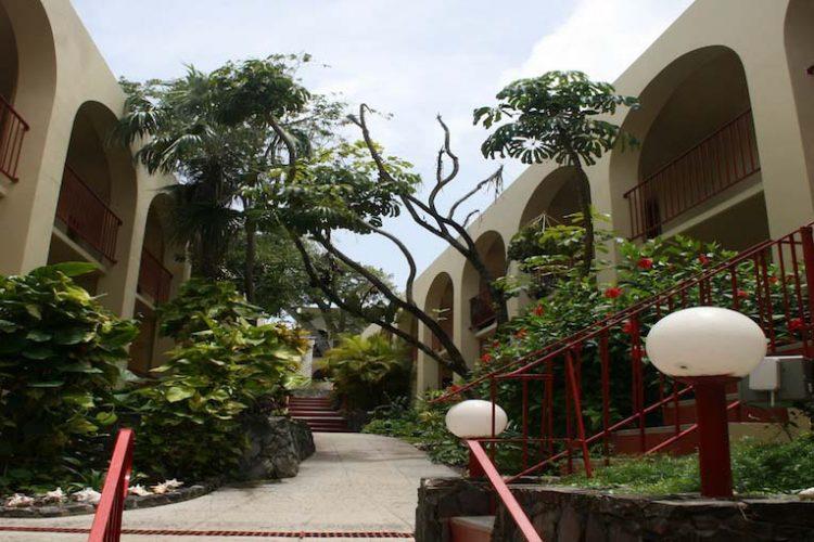 USVI St. Croix Hotel on the Cay