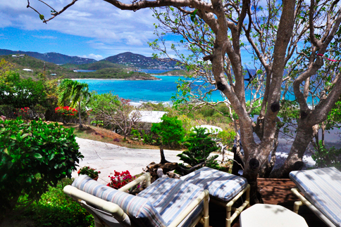USVI Water Island Campgrounds