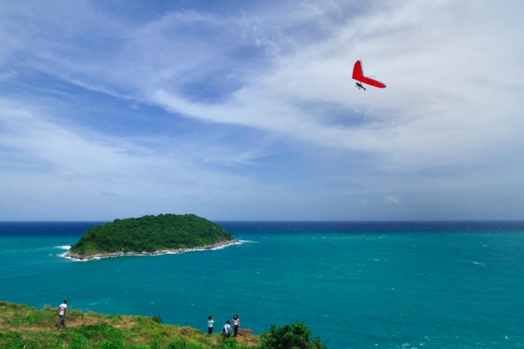 Hang Gliding USVI