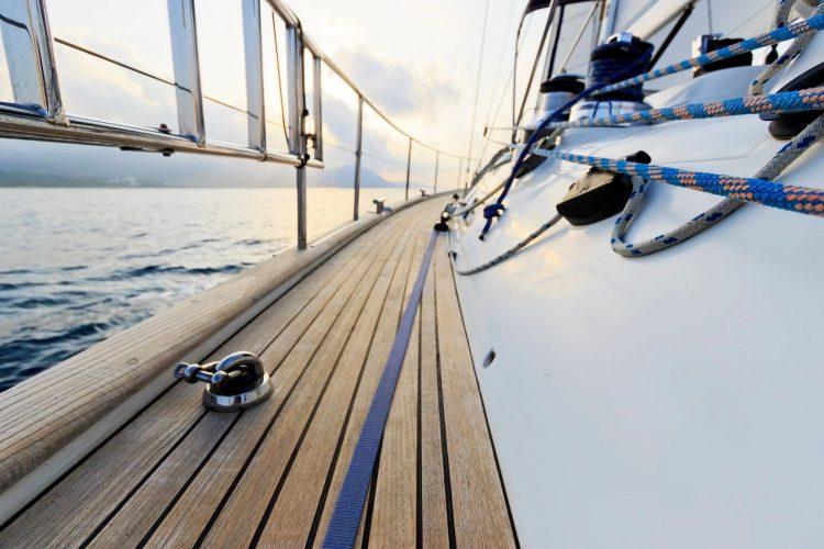 Sailing USVI