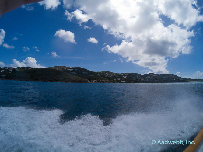 Ferry to St. John