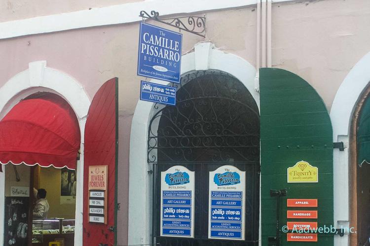 Camillle Pisarro Gallery