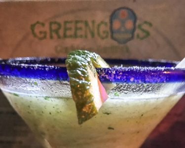 Greengos Margarita