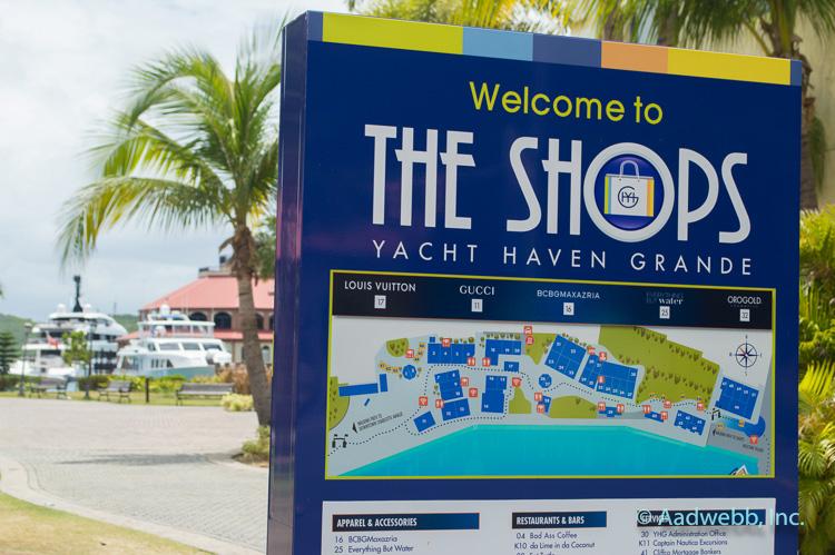 USVI St. Thomas Yacht Haven Grande