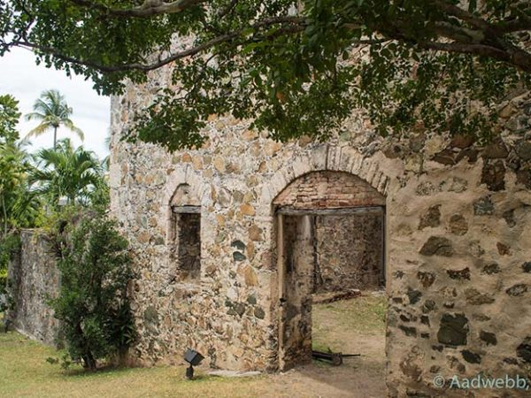 St. John Caneel Bay History