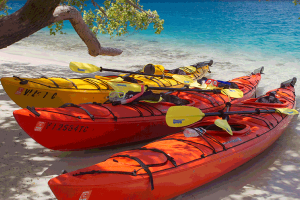 Sea Kayaks St. John