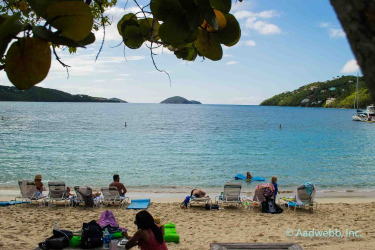 USVI St. Thomas Magens Bay