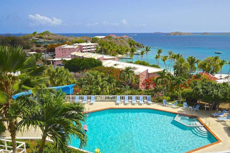 USVI St. Thomas Harbour Beach Villas