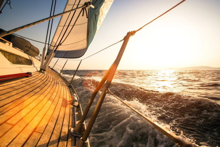 Sailing St. John